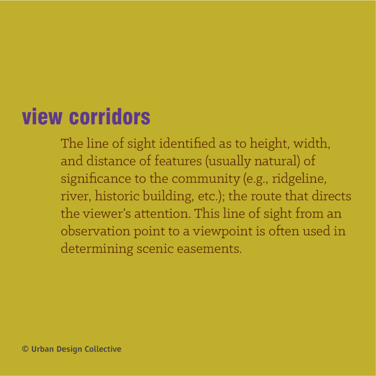 Urban Design Visual Dictionary309